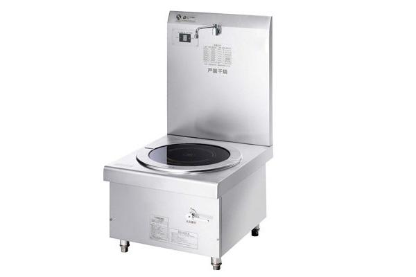 電磁單頭煲湯爐